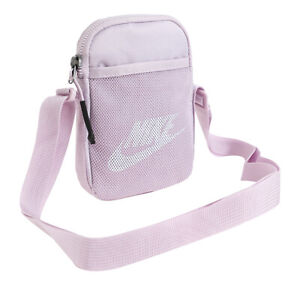 Nike Heritage Cross Body Bag Hip Sack Purple BA5871-576