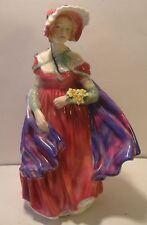 Royal Doulton Figurilla Dama abril (Leslie Harradine) HN1958