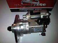 ROVER P5B P6 SD1 3.5 V8 GENUINE POWERLITE UK UPRATED HIGH TORQUE STARTER MOTOR