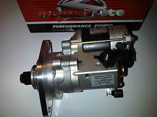 ROVER P6 + SD1 3.5 V8 GENUINE POWERLITE UPRATED HIGH TORQUE STARTER MOTOR