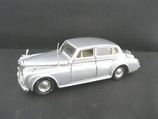 Vintage Polistil Rolls Royce Silver Cloud S 34~Scale 1:30~Original Toy Car~Italy