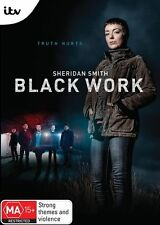 Black Work DVD Sheridan Smith Andrew Knott Douglas Henshall Geraldine James
