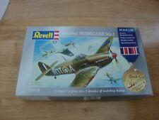 L176 Revell Model Kit 00018 - Hawker Hurricane Mk I - 1/32