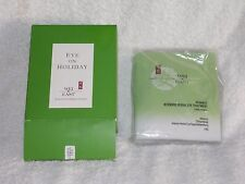 Wei East Eye On Holiday ADVANCED INTENSIVE HERBAL EYE Treatment 16 Packs New