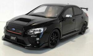 Kyosho 1/18 Scale Resin - KSR18021BK Subaru S207 NBR Challenge Package Black