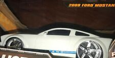 Xclusive Motorworks 2009 FORD MUSTANG White Blue GT Remote Radio Control RC Car