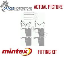 NEW MINTEX FRONT BRAKE PADS ACCESORY KIT SHIMS GENUINE OE QUALITY MBA960