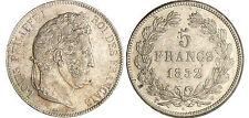 LOUIS PHILIPPE 5 FRANCS ARGENT 1832 W LILLE