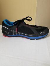 Shimano CW47 Women's Black Cycling Shoes Size 10.4  102418-2 S4
