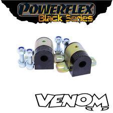 Powerflex Negro Frente Wishbone Trasero Arbustos Citroen Saxo VTS PFF12-106BLK Inc.