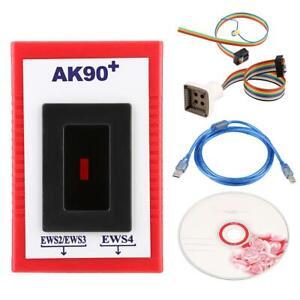 AK90+ Auto Key Programmer V3.19 Match Diagnostic Kit for EWS2 EWS3 AK90 KEY-PROG