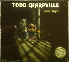 2erCD TODD SHARPVILLE - porchlight, neu - ovp