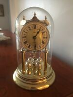 Koma Clock Vintage 400 Day Anniversary Made In West Germany
