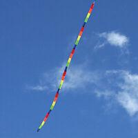 10m Delta Kite Accessory Nylon Rainbow Tail Kids Toy Family Outdoor Kid Toys