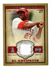 Vladimir GUERRERO MLB 2006 artefatti al/NL artefatti ROSSO (Angeli, Rangers, Orioles
