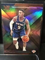 RJ BARRETT 2019 20 Panini Chronicles BRONZE XR #273 NEW  YORK KNICKS ROOKIE RC