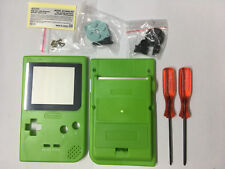 Housing Shell case Cover Replacement for Nintendo Gameboy Pocket/GBP Green