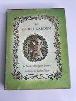 The Secret Garden by Frances Hodgson Burnett 1962 Hardcover