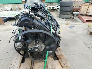 LAND ROVER DISCOVERY ENGINE DIESEL, 2.7, TURBO, L319, 10/09-11/12