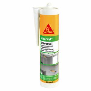 Sikacryl Professional 300 ml. Maleracryl Fugendicht Acryl Dichtmasse Dichts