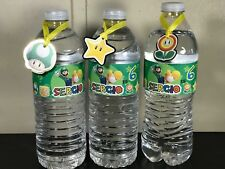 Luigi Bottle Water Sticker.