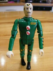 Crash test dummies figure - Axel
