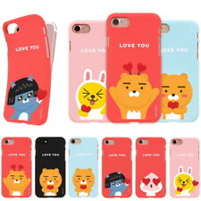 Kakao Friends Heart Soft Jelly Case for Samsung Galaxy Note9 Note8