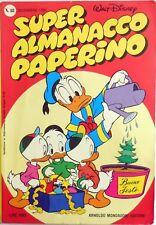 SUPER ALMANACCO PAPERINO 2 SERIE  N.18 DISNEY