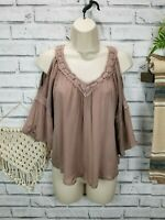Staring at Stars Urban Outfitters Womens Top Boho Festival Sz XS A1