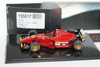 Hot Wheels 1/43 - Ferrari F1 412 T2 Alesi