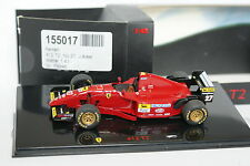 Hot Wheels 1/43 - Ferrari F1 412 T2 Alesi