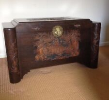 Oriental Camphor Wood Chest / Toy Box Coffee Table. All Offers Considered