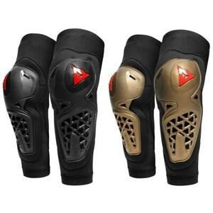 Dainese MX1 Motocross Elbow Guards Off Road Trials MX Protector Black Copper