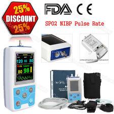 Portable Vital Signs Patient Monitor,NIBP SPO2 Pulse Rate+SW,FDA CE,USA Fedex
