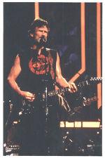 Rare Kris Kristofferson Concert Candid 4 X 6 Photo
