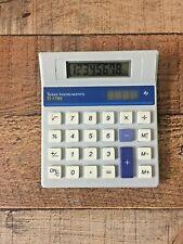 Texas Instruments TI-1795 Calculator Solar Powered Vintage