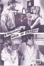 NFP Nr. 8507 8 Millionen Wege zu Sterben ( Jeff Bridges , Rosanna Arquette )