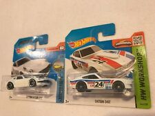Hot Wheels - Custom Datsun 240Z (Fugu Z) & Datsun 240Z - Diecasts