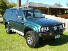 Diesel HiLux Right-Hand Drive Manual Cars
