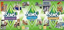 the sims 3 town life stuff & outdoor living stuff & master suite stuff