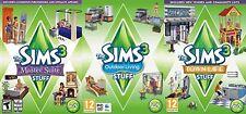 La città di The Sims 3 vita ROBA & Outdoor Living Stuff & MASTER suite Stuff
