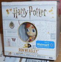 Harry Potter RON WEASLEY Mib Vinyl Walmart Funko Figure