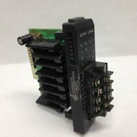 GE Fanuc IC610MDL175A 115VAC Output Module 8 Circuits MDL175A General Electric