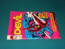 l'incredibile DEVIL N. 36 L. 200 Ed. Corno serie 1/126 originale 1971
