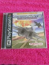 Ace Combat 3: Electrosphere (Playstation 1, 1999) PS1 Video Game complete