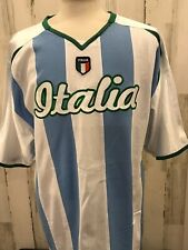 Delf Trading Company Italia Soccer Jersey Embroidered Letters Sz XL