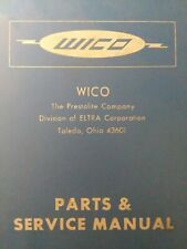 Wico Xh Caterpillar Magneto Service Amp Parts 2 Manual S 1969 Starting Engine