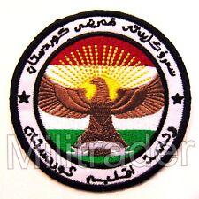 Kurdish People's Army of Kurdistan Flag Patch