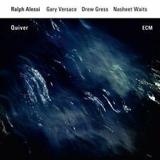 Gary Versace Drew Gress Nasheet Waits Ralph Alessi - Quiver [CD]