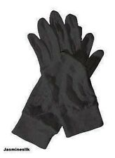 Jasmine Silk 100% Pure Seide Futter Handschuhe Innen Handschuhe Extra Klein XS